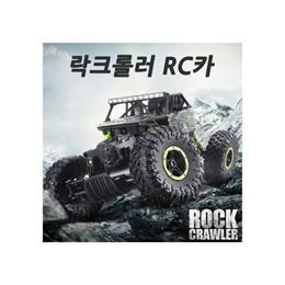 락크롤러 rc카 2.4G 탑크롤러 오프로드 RC카 4륜RC카