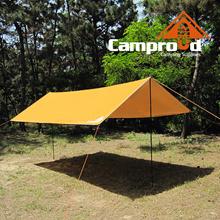 Camp loud family fulltap full set shade tent large tent 3m 4m