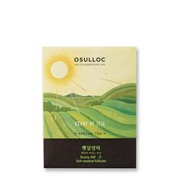 [OSULLOC]★Special Tea – Sunny Hill 1.5g x 10 pcs★  Korea High Quality Osulloc /  grean tea / tea time / Food [HowRU OSU_TEA_017] / Chirstmas