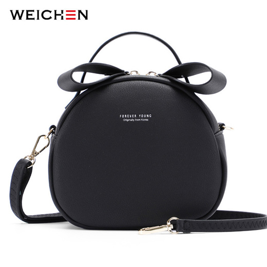 Geometrical Circular Women Shoulder Bag