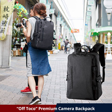 ★Elecom Japan★Off Toco Premium Camera Bag/Backpack.Laptop.Tripod. [2018 New Model]
