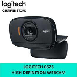 Logitech C525 HD Webcam High Definition 2 Years Local Warranty 960-000717