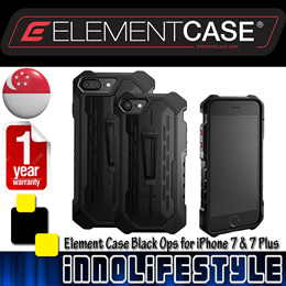 ★Free Shipping★ Element Case Black Ops Mil-Spec Drop Tested Case - iPhone 7/7 Plus ★1 Year Warranty★