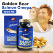 Golden Bear Salmon Omega 1000 MG (100 Caps) / Natures Health FUCO / Koplina Collagen Jelly