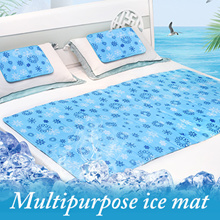 [ Local shipping ]Cooling Mat /Cool Cushion/  Cooling Bed Pad /  Cooling Mattress/ Cool Mat/ Pet Mat