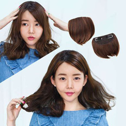 ★ ARNEW ▲ KOREAN HANDMADE ★ Hair on top of the head wig / Volume of natural hair