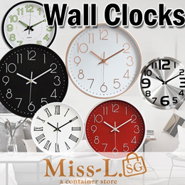 DESIGNER SILENT WALL CLOCK/12-Inch Non-Ticking Silent Wall Clock with Modern and Nice Design