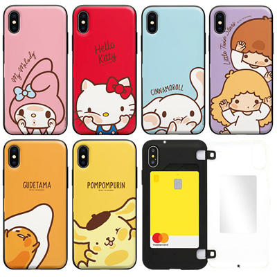 d2c1fd60d HELLO KITTY FACE DOOR BUMPER FOR GALAXY NOTE9 NOTE8 NOTE5 NOTE4 NOTE3 SMART  MOBILE PHONE
