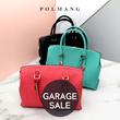 POLMANG TOTE BAG★3 COLORS★BEST SELLER★Shoulder bag Tote bag Womens bag Tas wanita