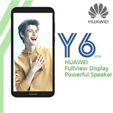 Huawei Y6 2018 / 2GB RAM + 16GB ROM / Local Set w Local Warranty