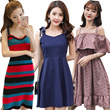 【SPECIAL PROMOTION!】Lowest price Korean dress/Formal Dress/Bride Dress/Casual Dress/Dinner Dress/Sex