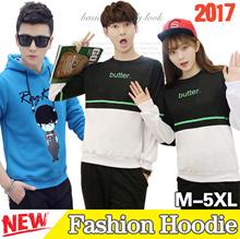 2017 Fashion hoodie 🌟 Casual Couple T-Shirt 🌟 Sweatshirts / Korea Printed t-shirt / Coat / Jacket