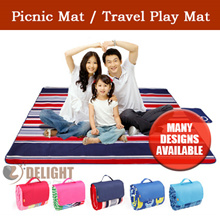 Funnimals nado travel Play Mat / Picnic Mat for Family Outing Party