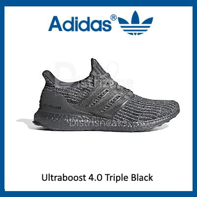 super cute 2cbf7 82828 Adidas Ultraboost 4.0 Triple Black (Code  BB6171)
