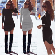 2341ed42c73 Quick View Window OpenWish. rate new. Sexy Lady Slim Bodycon Cocktail Party  Evening Clubwear Bandage Short Mini Dress