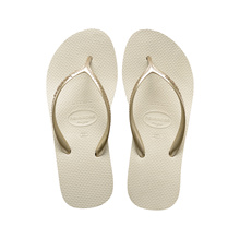 Havaianas High Fashion 0121 (Beige) [Women]