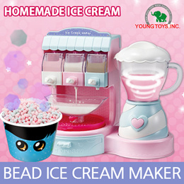 [YOUNGTOYS] Bead ice cream maker / Secret Art / Homemade ice cream machine / Childrens Toy