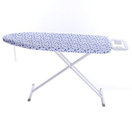Hersent Premium Ironing Board Cover with 4 mm Thick Foam Printing Polyester with Cotton Foam and Fel