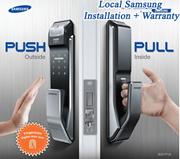 Samsung Push-Pull Digital Door Lock SHS-P717 SHS-P718 SHP-DP728 SHP-DP738 SHP-DP609 SHP-DR708
