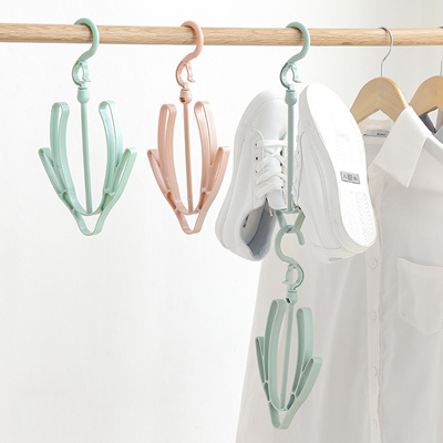 [Bundle of 2] Shoes Drying Hanger