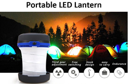 ❤Portable LED Lantern❤ Home Torchlight Night Light Foldable Camping Outdoor Lamp❤