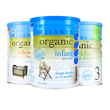 [Bellamy] Organic Formula Milk Stage 2/3 100% Direct Courier from Australia