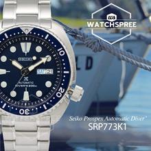[SEIKO] Seiko Prospex Turtle Automatic Diver Watch SRP773K1. Free Shipping!