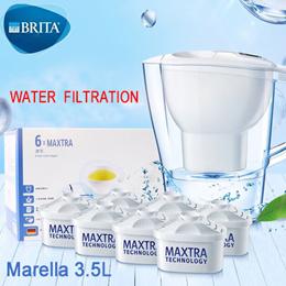 ★100% Authentic ★BRITA Marella 3.5L New Water Filter Jug Refills / Genuine Replacement Cartridge