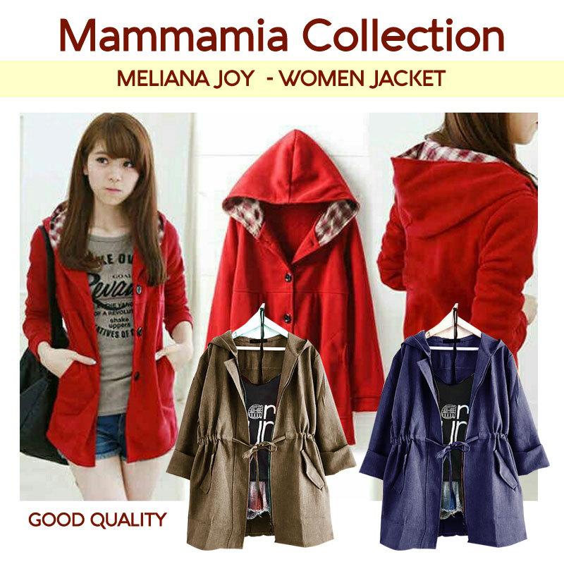 Mamamia Collection Jacket Joy Coksu Daftar Harga Terbaru Indonesia Source · Jual Fashion & Aksesoris mamamia