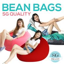 EPP Beans Available NOW! ★ SG Beans bean bag ★ Spandex Bean Bag ★ Chair Shape Bean Bag ★ And more!