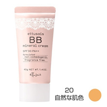 Ettusais BB Mineral Cream No.20