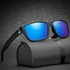 bd56cdaa2c1 images  5 LongKeeper Vintage Square Men Sunglasses Polarized Brand Design  Aluminum Magnesium Sun Glasses UV400