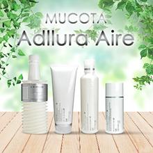 Award Winning Adllura Aire MUCOTA  Homecare Shampoo Conditioner/ hair styling/ curl/ straightener