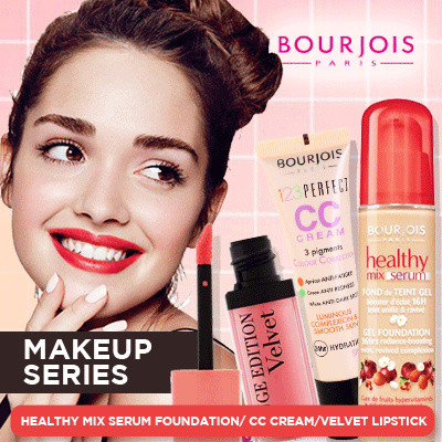 Bourjois Healthy Mix Serum Foundation Deals for only Rp175.000 instead of Rp175.000