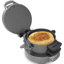 Breakfast Sandwich Muffin Bagel Maker New Kitchen Dual Electric Press Toaster