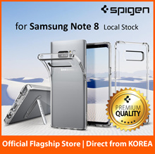 Spigen Samsung Note 8 Case Casing Galaxy Note 8 Screen Protector Fast Free Delivery 100% Authentic