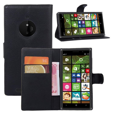 reputable site a2b85 1ca0d nokia 830 vintage wallet leather phone case flip cover nokia lumia 830  rm-984 luxury case with