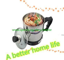 1.1 liters Travel Mug Cook noodles heating cup The multi-purpose electric heating pot 1.1升旅行杯煮面电热杯多功