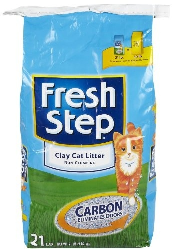 fresh step cat litter essay Shop our wide selection of cat litter and kitty litter at great prices at sam's fresh step multi-cat with febreze freshness, clumping cat litter, scented (42.