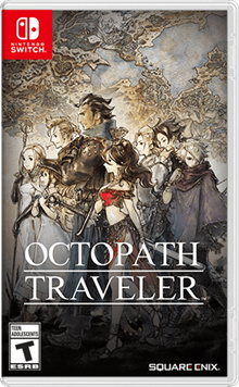 [PREORDER] Nintendo Switch OCTOPATH TRAVELER