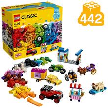 Lego lego classic idea parts tire set 10715