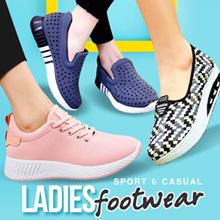 Sepatu kets sporty casual