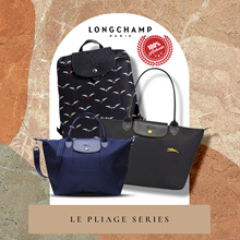 Longchamp Le Pliage Totes/bags/NEO/1512/1515/1699/1899-2018 NEO/100% Authentic with receipt