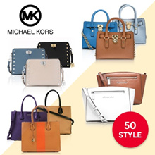 [ Michael Kors ]  50 STYLE BAG  ONE DAY CHANCE ★◆Michael Kors Selma Medium Satchel / from USA