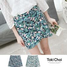 TOKICHOI - Wrap Front Skirt-6013377