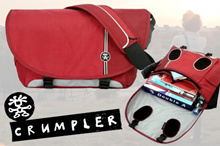 CRUMPLER EUROPE WONDER WEENIE MESSENGER BAG CLEARANCE SALE !