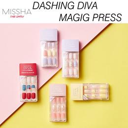 [Missha] Dashing Diva Maigic Press NEW Spring COLOR/5 Colors