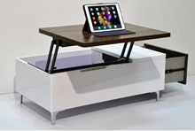 [Furniture King] ✰ Coffee Table ✰ Storage Stool / Lift Up Table Top