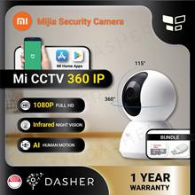 Xiaomi Mijia 360 / PTZ 2K IP Camera Mi Home CCTV Security Wifi Cam 1080p FullHD 【GLOBAL VERSION】