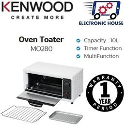 ★ Kenwood MO280 Oven Toaster 10L ★ (1 Year Singapore Warranty)